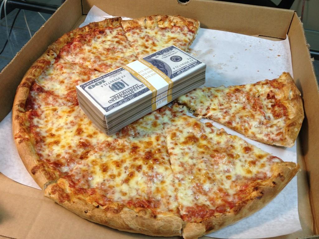 Money Pay Pizza 78