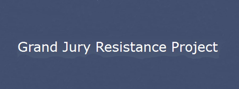 GRAND JURY RESISTANCE PROJECT